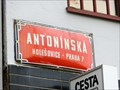 Image for Antoninska Street - Prague, Czech Republic