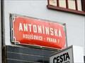 Image for Antoninska Street - Prague, Czech Republic