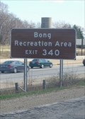 Image for Bong Recreation Area; Interstate 94 - Kenosha County, WI