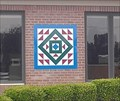 Image for UK Co-op Extension Office Barn Quilt #1 - Henderson, KY