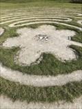 Image for Labyrint ved Rundkirken - Horne, Danmark