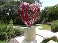 Image for Low-Poly Heart No 5 - Boerne, TX