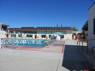Campbell community center pool campbell ca public - Campbell community center swimming pool ...