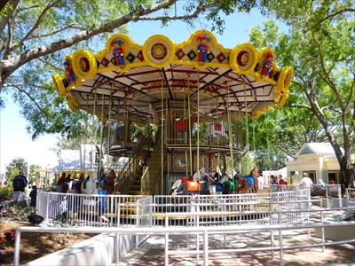 Legoland FL. - Grand Carousel - Lake Wales.