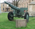 Image for 75MM Carriage Gun - VFW Memorial - Summersville, WV