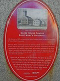 Image for Glebe House Campus St. Mary's University - Halifax, NS