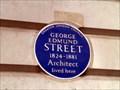 Image for George Edmund Street, London, UK