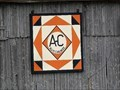Image for Allis-Chalmers Barn Quilt - Bluewater Township, Ontario