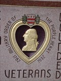 Image for George Washington at Purple Heart Memorial - Ft. Smith, AR