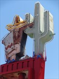 Image for Mexican & Cactus - Artistic Neon - Azusa, California, USA