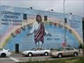 Image for Love Power Church/Children's Gospel Mission Mural