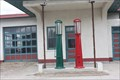 Image for Vintage Gas Pumps - Henning, MN