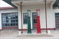 Image for Vintage Gas Pumps - Henning, MN