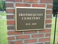 Image for Irondequoit Cemetery near Rochester, NY