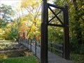Image for Fernhill Picnic Area - Cleveland Metroparks - Suspension Bridge