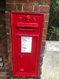 Image for Victorian Wall Post Box - Clermont Terrace - Brighton - East Sussex - UK