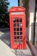 Image for Red Telephone Box - Hackney Road, London, UK