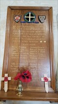 Image for Memorial Board - St Marwenne - Marhamchurch, Cornwall