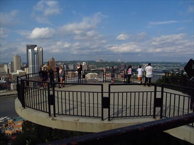 Patrick T Fagan Overlook Pittsburgh Pa Scenic