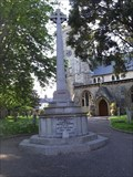 Image for Sidmouth War Memorial