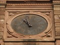 Image for Rusty Clock at Caserne Suzonni, Neuf-Brisach - Alsace / France
