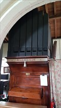 Image for Church Organ - All Saints - Lubenham, Leicestershire