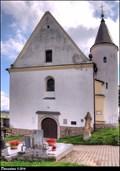 Image for Kostel Nejsvetejší Trojice / Church of the Most Holy Trinity - Ledec nad Sázavou (Vysocina)