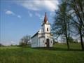 Image for kostel narození Panny Marie,Milešov, Czech republic