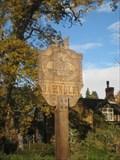 Image for Babingley Village Sign - Norfolk