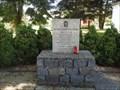 Image for Multi-War Memorial - Rajec-Jestrebi, Czech Republic