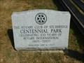 Image for Centennial Park - Sturbridge, MA