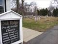Image for Oak Ridge Presbyterian Church Cemetery