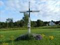 Image for La croix du 5e rang, Lac-Etchemin, Qc, Canada