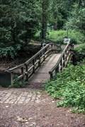 Image for Holzbrücke über die Diescholl, Niederkassel-Mondorf, Nordrhein-Westfalen, Germany