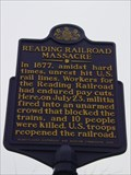 Image for Reading Massacre