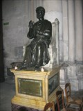 Image for Statue de Saint Pierre dans la Cathedrale - Reims, France