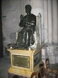 Image for Statue de Saint Pierre dans la Cathedrale - Reims, France