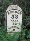 Image for Milestone - B1368, Antsey, Herts, UK