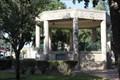 Image for Gazebo Don Porfirio Benavides -- San Agustin Plaza, Laredo TX