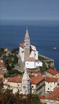 Image for Cerkev sv. Jurija, Piran - Slowenia