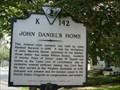 Image for John Daniel's Home