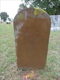 Image for Eugene Porter - Chinn's Chapel Cemetery - Copper Canyon, TX