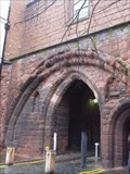 Image for Abbey Gateway - Chester, Cheshire, England, UK.