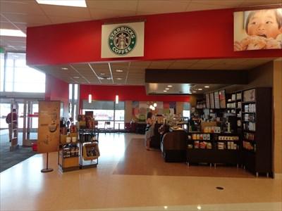 Starbucks - Target T-2725 - Kyle, TX - Starbucks Stores on ...