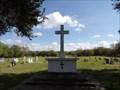 Image for Holy Rosary Altar and Cross - Rosenberg, TX