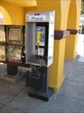 Image for Burlingame Caltrain Payphone - Burlingame, CA