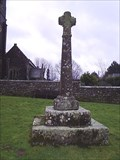 Image for Bickleigh Village Cross, near Plymouth, Devon UK