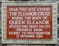 Image for Eleanor Cross - High Street, St Albans, UK