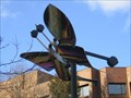 Image for Kinetic Sculpture and Art - Butterfly at St. Peter's Hospital