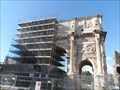 Image for Arch of Constantine  -  1960 Rome Olympics Marathon Finish Line